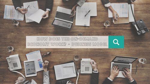 On-Demand Economy Concept - Turo Business Model