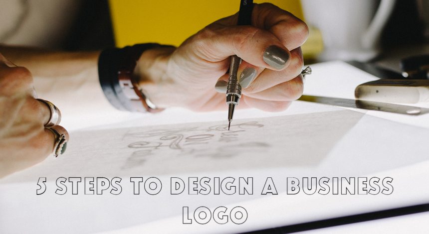 5 easy steps to follow to create a professional logo