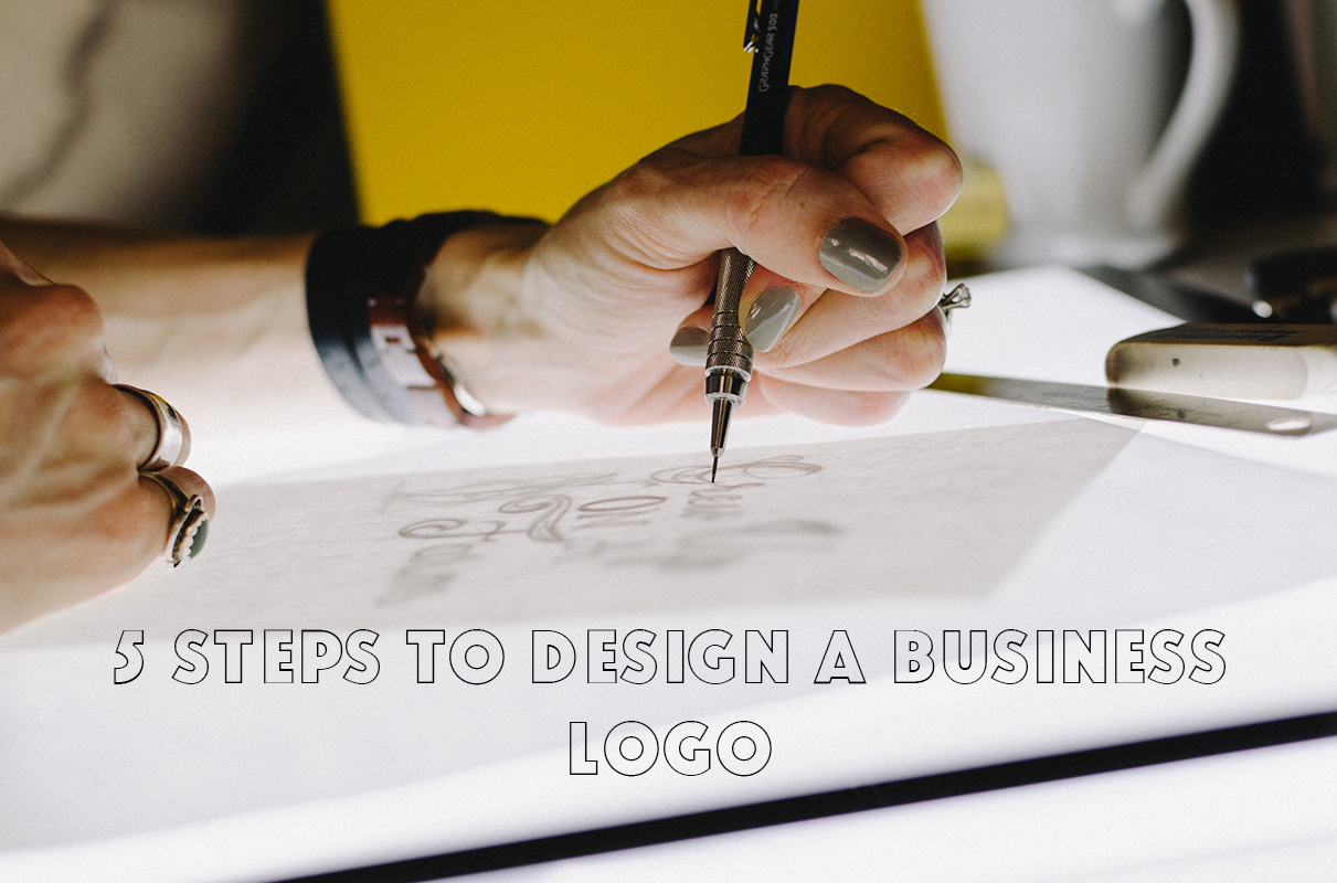 5 Steps to Design a Business Logo
