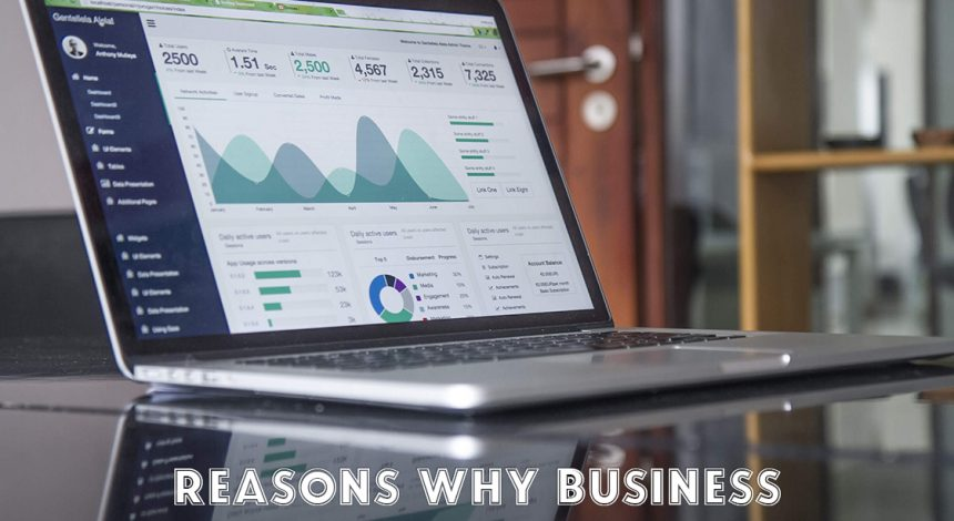 Reasons Businesses Run Better with Dashboards