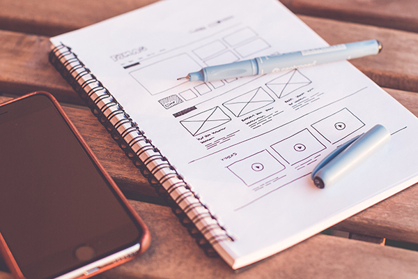 Understanding design, wireframes and prototyping.